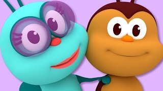 Hello My Friend, Let's Play Together - Songs for kids, Children