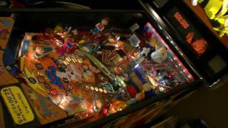 Family Guy Pinball gameplay - Vomit, Farts, and & Multiball!