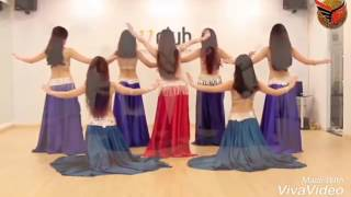 Dancer nishan singh Arabic songs belly Dance