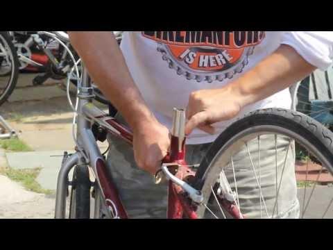 Stuck Seat Post Part 2 - What Did I do? Bike repair - BikemanforU