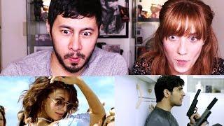 A GENTLEMAN | Sidharth Malhotra | Jacqueline Fernandez |Trailer Reaction w/ Megan Aimes!