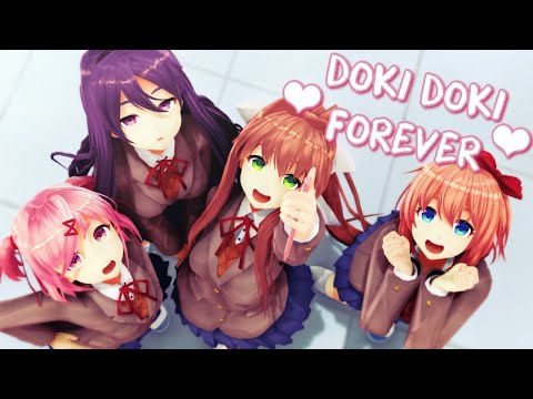 Xxx Mp4 MMDDDLC Doki Doki Forever 3gp Sex
