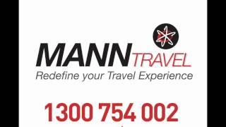 Radio Ad - Mann Travel Australia (1300 754 002)