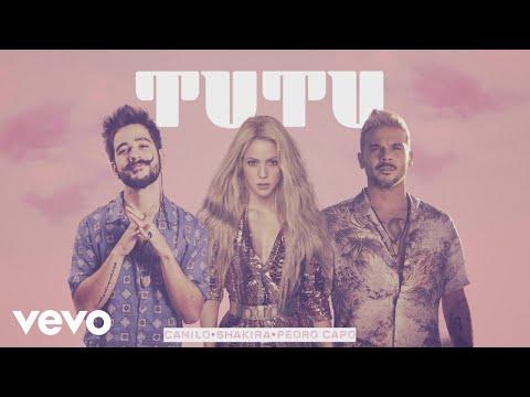 Camilo Shakira Pedro Capó Tutu Remix Audio