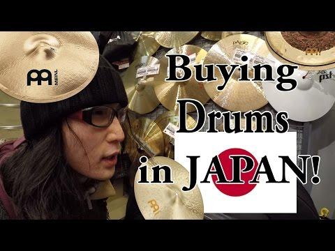 Japan Trip Vlog Part 2 (Buying Instrument in Japan) [日本買樂器]