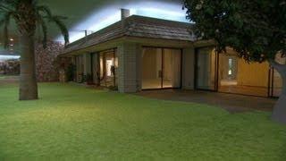 Underground bunker home, Vegas-style