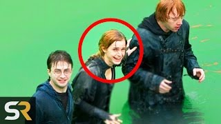 10 Movie Bloopers From Usually Serious Actors