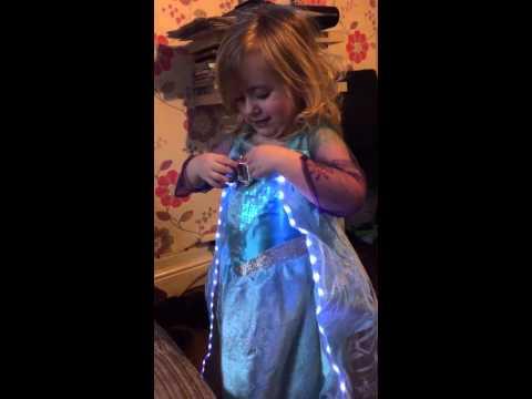 Piper-Rose Frozen Dress xXx