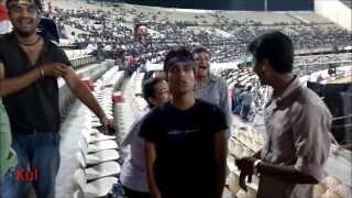 Masti at Rajeev Gandhi International Stadium Hyderabad
