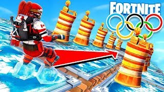 *NEW* WINTER OLYMPICS CHILLER TRAP Game Modes in Fortnite Battle Royale