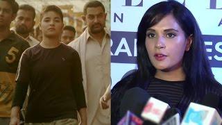 Richa Chadda SHOCKING Comment On Dangal Actress Zaira Wasim Controversy