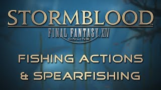 Stormblood Changes: Fishing and Spearfishing