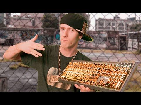 The World's Ugliest Keyboard