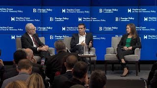 A discussion with Prime Minister Alexis Tsipras on Greece's economic and foreign policy future