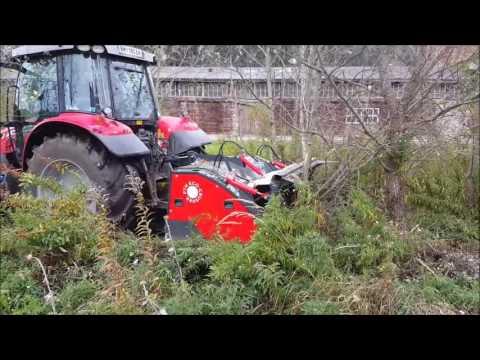 Xxx Mp4 PTH ECO Crusher Steinfräse Und Forstmulcher Für Traktoren Von 80 140 PS 3gp Sex