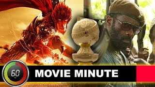 Monkey King Hero is Back 3D, Golden Globes ok's Netflix's Beasts of No Nation - Beyond The Trailer