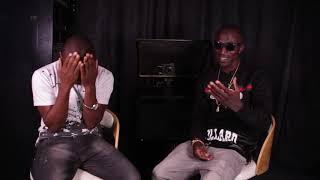 Macky 2 walks out of Dj Showstar's live TV interview #Hi5