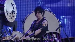 Wagakki Band / 和楽器バンド - Hangeki no Yaiba / 反撃の刃 (Live at Nico Nico Cho Party 2015)