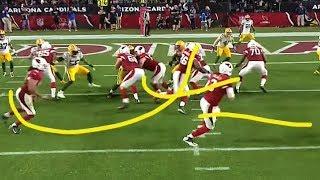 NFL Shovel Passes