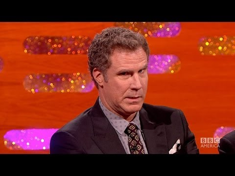 WILL FERRELL Does Harrison Ford Impression The Graham Norton Show on BBC AMERICA