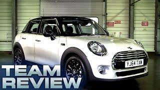 MINI Cooper 5 Door (Team Review) - Fifth Gear