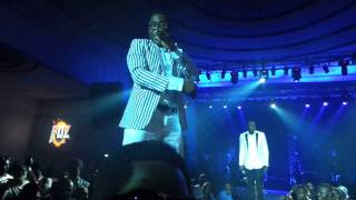 Sunny Neji and Ice prince perform 'Whiskey' at FOZ