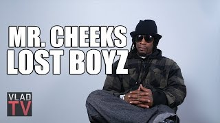 Mr. Cheeks on 'Renee' Being Biggest Lost Boyz Single, True Story Behind Song (Part 2)
