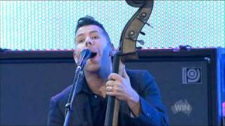 The Living End - Greatest Hits Medley (Live on the Footy Show)