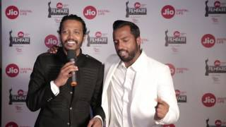 Nakash Aziz - 62nd Jio Filmfare Pre-Awards Party | Reliance Jio