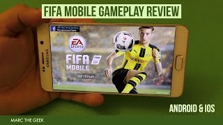 FIFA Mobile Android Gameplay Review