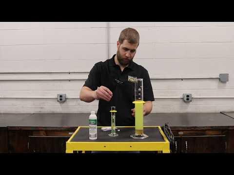 Water in Diesel Fuel: Fuel Treatment
