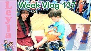 PeuterZwemmen met Ockyz Sweakers 💦   Teva Sandalen Kids Zoeken in Utrecht – Familie Vloggers 137