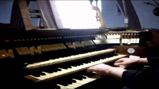Edvard Grieg - Morgenstimmung Aus Peer Gynt Suite (cathedral Organ)
