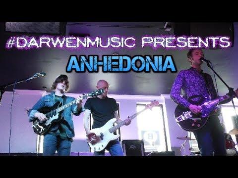 #DARWENMUSIC PRESENTS  Darwen Live 2017  Anhedonia @ The Belgrave