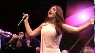 Najwa Karam-Deni Ya Dana- Live in concert نجوى كرم- دني يا دنا- مهرجان الحدث