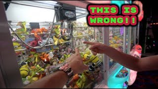 THE WORST ARCADE IVE EVER BEEN TO!!