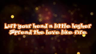 Speak Life by Toby Mac with Lyrics
