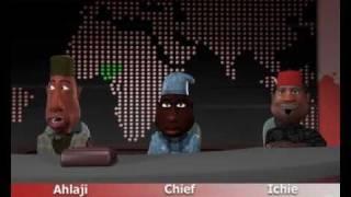 African Revolution: Funny Cartoon (N-report INEC) (Episode 2)