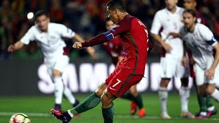 Cristiano Ronaldo vs Latvia (Away) (13.11.2016)