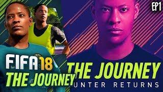 BRAND NEW SEASON! (FIFA 18 The Journey #1)