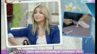 Vajinismus, Op. Dr. Ebru Zülfikaroğlu Kanal Türk - Deryanın Dünyası - 1