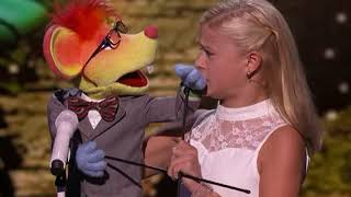 Got Talent In it to win it! 12 year old ventriloquist makes triumphant return to America