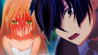 [AMV] Black Bullet - Not gonna die AMV④FUN