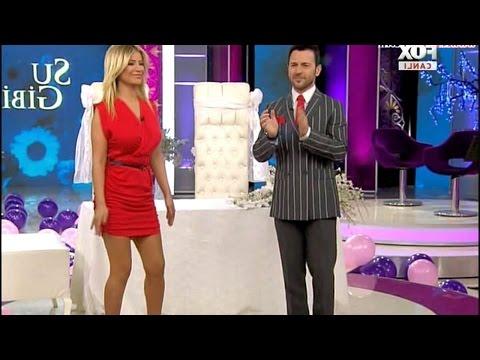 Songül Karlı Beautiful Turkish Tv Presenter 28.02.2013