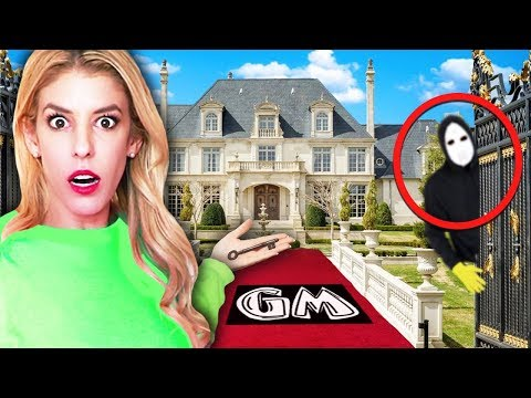 FOUND GAME MASTER Top Secret ESCAPE ROOM Mansion Exploring Mysterious Hidden Clues in Real Life