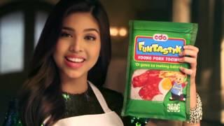 Maine Mendoza CDO TVC Funtastyk Young Pork Tocino Commercial