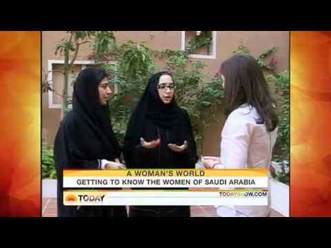 Second Class Saudi Women Internalized Submission to Men
