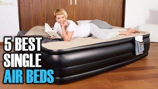 Top 5 Single Air Beds 2018 | 5 Best Single Air Beds | Best Single Air Beds Reviews