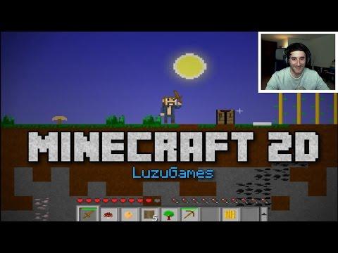 MINECRAFT 2D LuzuGames