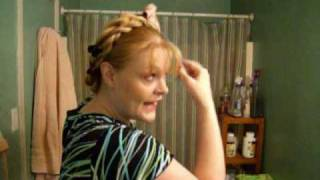 Historical Hair: Elizabethan Hair Taping